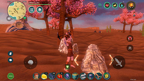 Utopia: Origin. Play in your way captura de pantalla 1