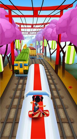Subway surfers: World tour Tokyo for Android