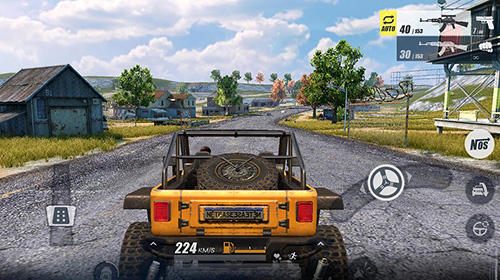 Rules of survival para Android
