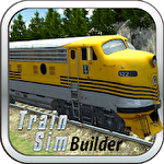 Train sim builder icône