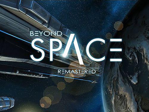 logo Além do espaço: Remasterizado