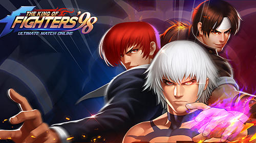 The king of fighters 98: Ultimate match online Screenshot