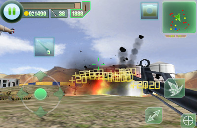 The Last defender HD for iPhone