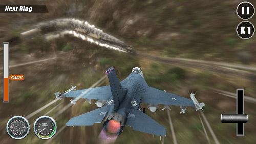 Simulation Airplane go: Real flight simulation für das Smartphone