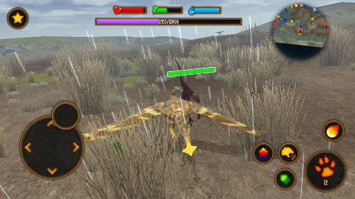 Clan of pterodactyl screenshot 1