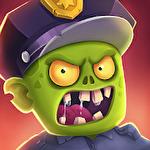 Zombie survival: Run and gun icon