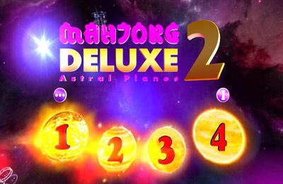 логотип Маджонг Делюкс 2: Звёздное пространство