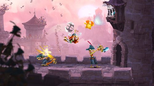 Rayman adventures for iPhone