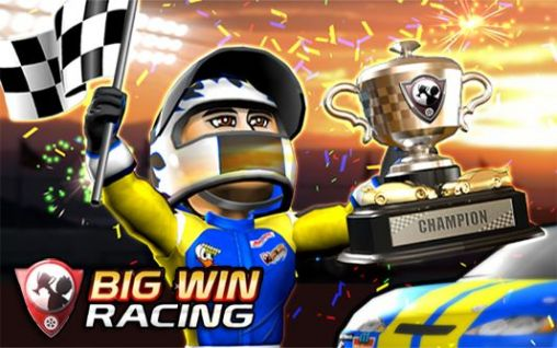 Big win: Racing screenshot 1