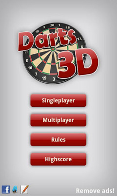 Darts 3D screenshot 1