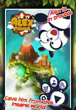 logo Alex Panda HD