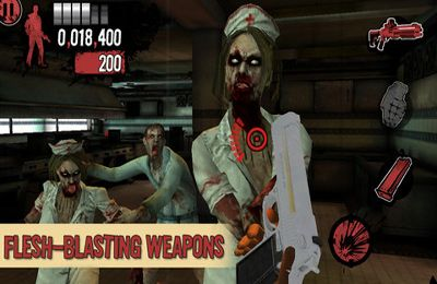 The House of the Dead: Overkill - The Lost Reels for iPhone