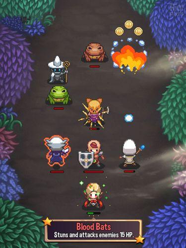 Screenshot Swap Heroes 2 auf dem iPhone