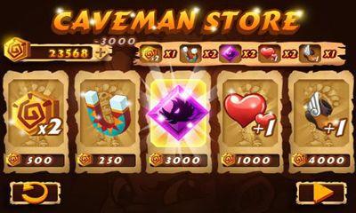 Caveman Run auf Deutsch