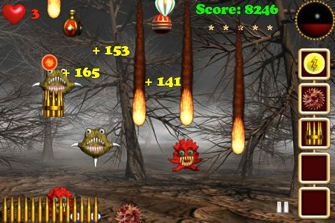 Shooter games: download Creatures: Mania на iPhone