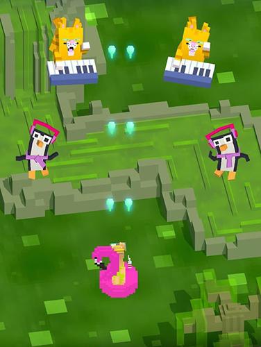 Arcade-Spiele Llama llama spit spit für das Smartphone