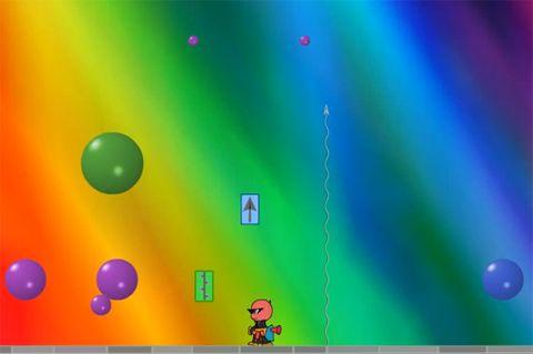 Problema con las burbujas en español