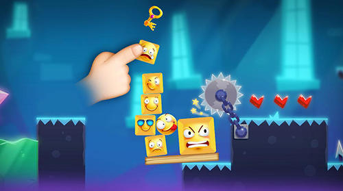 Stacker up! Physics puzzles für Android