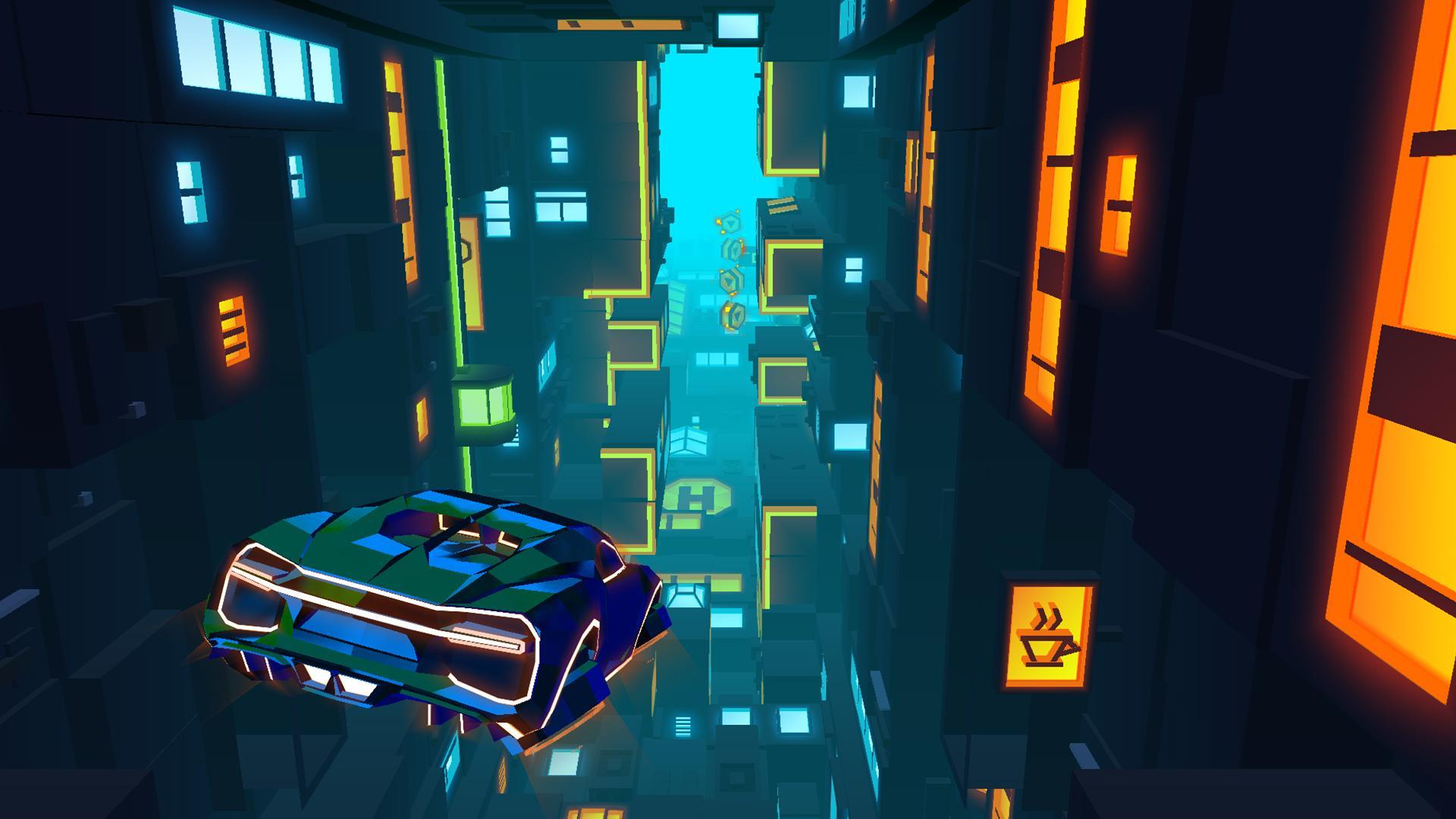 Neon Flytron capture d'écran 1