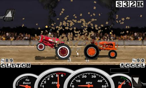 Tractor pull для Android