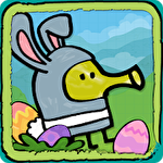 Doodle jump: Easter icon