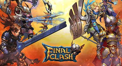 Final clash Symbol