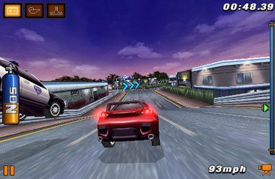 Rennspiele: Lade Fast and Furious: Pink Slip auf dein Handy herunter