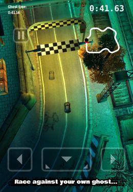 Les Courses en Autos Rétro pour iPhone gratuitement