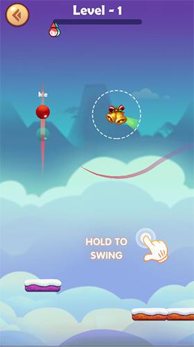 Stick man jump для Android
