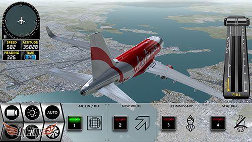 Flugsimulator 2016 für iPhone