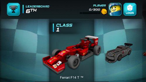 Arcade: Lade LEGO: Speed Champions auf dein Handy herunter