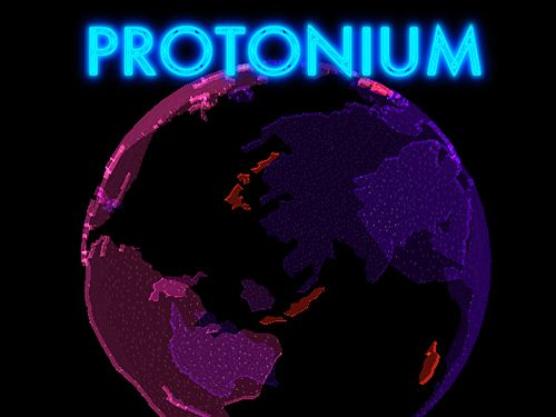 Screenshot Protonium auf dem iPhone