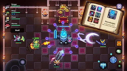 My heroes: Dungeon adventure für Android