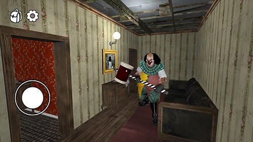Horror сlown Pennywise: Scary escape game für Android