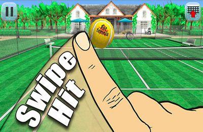 Coup de Tennis 3 pour iPhone gratuitement
