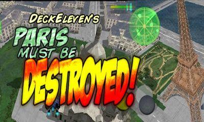Paris Must Be Destroyed screenshot 1