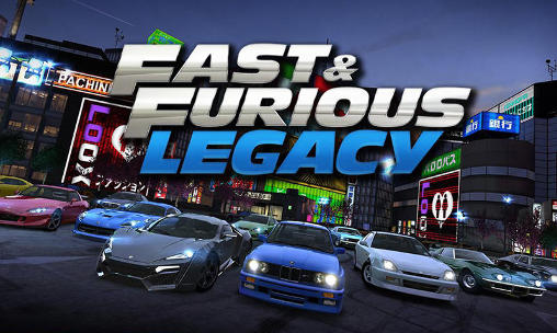 アイコン Fast and furious: Legacy