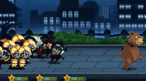 Zombie corps: Idle RPG screenshots