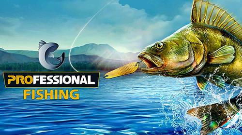 Professional fishing скриншот 1