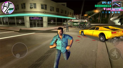 Grand theft auto: Vice City captura de pantalla 1