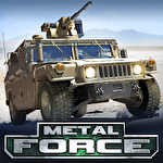 Metal force: War modern tanks Symbol
