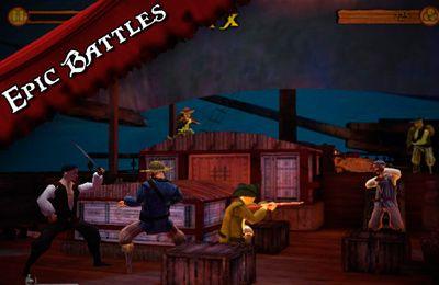 Actionspiele: Lade Piraten auf dein Handy herunter