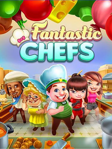 Fantastic chefs: Match'n cook captura de tela 1