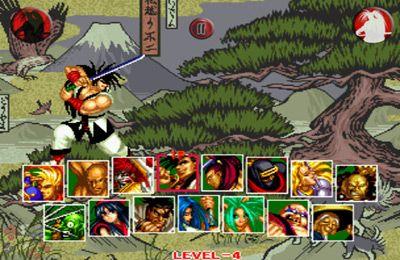Le Combat des Samouraï 2 pour iPhone gratuitement
