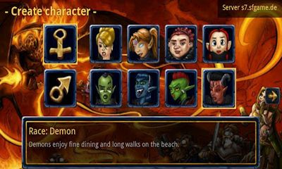 RPG Shakes & Fidget - The Game App pour smartphone