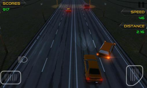 Highway traffic driver für Android