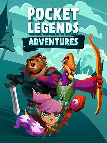 Pocket legends adventures Screenshot