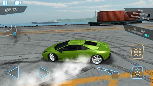 GTR speed rivals auf Deutsch