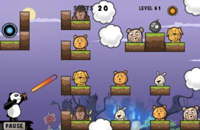 Venganza de Panda para iPhone