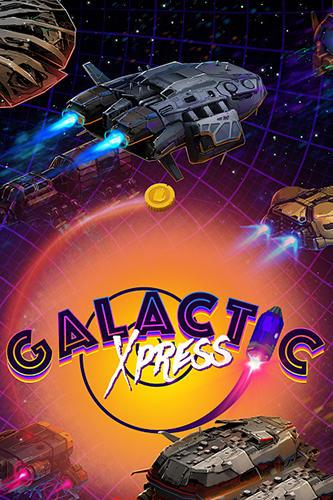 Galactic xpress! Symbol